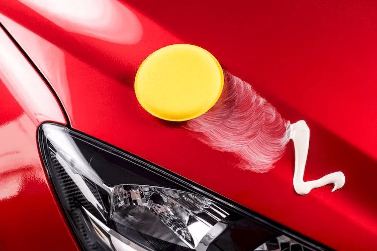 Apply Car Wax